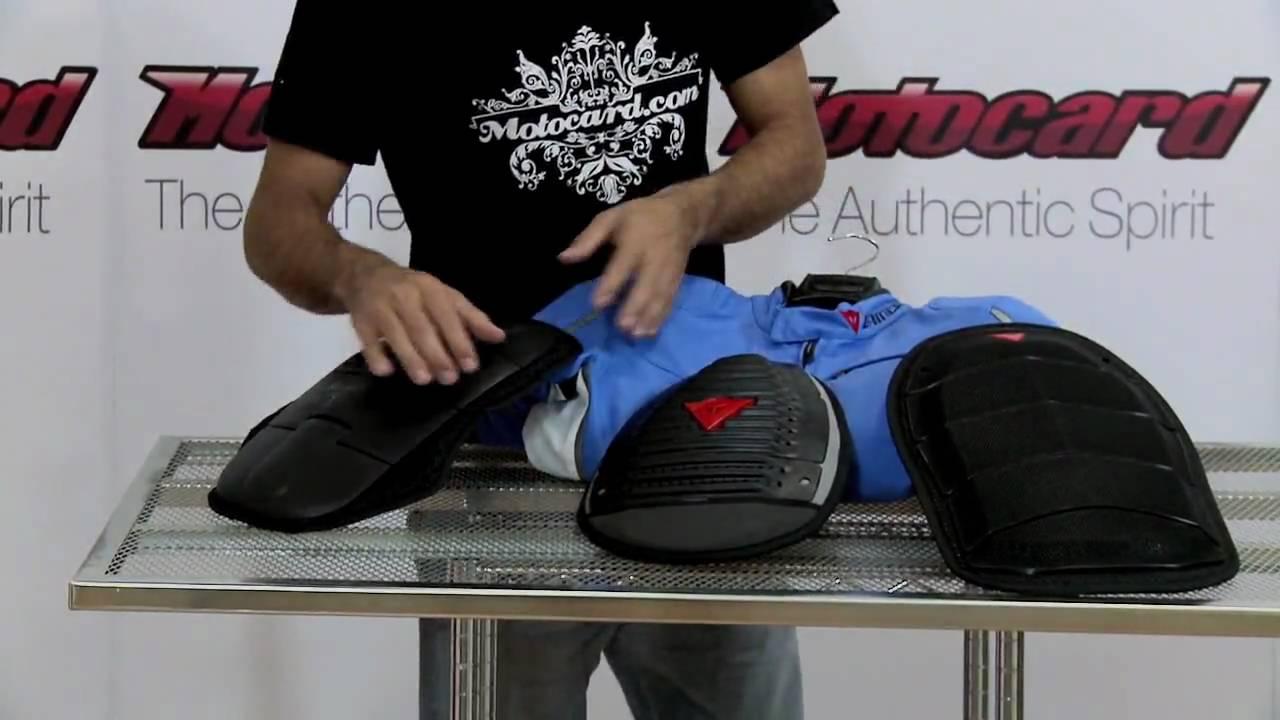 b33e9918db5 Review Protectores de espalda para chaqueta Dainese - Motocard.com ...