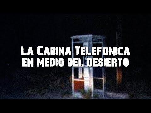 El Misterio De La Cabina Telefónica En Medio Del Desierto