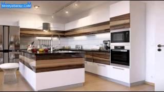 Yeni modern mutfak dolabı modelleri 2015