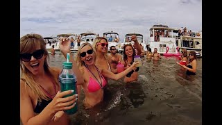 Raft off 2015 Lake St.Clair, Michigan - GoPro Short Film