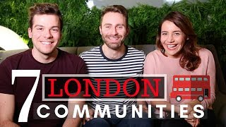 7 Different Communities in London | Multicultural London | With Tom EatSleepDreamEnglish