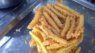 Asian street food - Khmer fast food - Cambodia street food - Fast desert good eating 2019