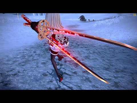 Edge // A TERA Slow-motion video