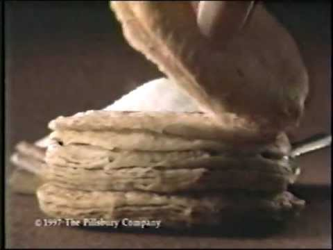 Pillsbury Hungry Jack Cinnamon Biscuits Commercial 1998 Youtube