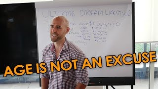 Your Age Is NOT An Excuse To Pursuing Your Dreams