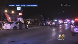 VIDEO: Robbins Police Release Footage From Police-Involved Security Guard Shooting