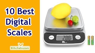 10 Best Digital Scales Reviews 2017