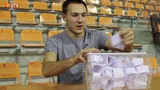 Михаил Меркулов разыграл экскурсию по стадиону