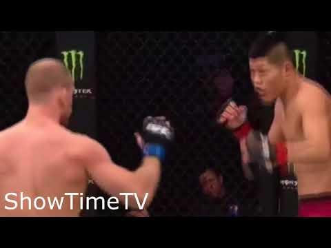 Li Jingliang vs Zak Ottow FULL FIGHT