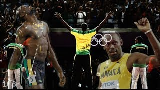 One year without Usain Bolt    motivational tribute