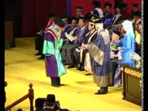 1st session 08 Conferment of Doctor of Philosophy and Medicine