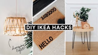 Diy Ikea Hacks   Super Affordable, Cute   Easy! (2019) // Lone Fox