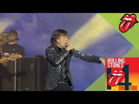 The Rolling Stones - 14 ON FIRE - First night back at the Tokyo Dome!