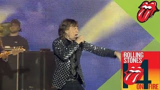 The Rolling Stones returned to the Tokyo Dome, for their 26th show ...