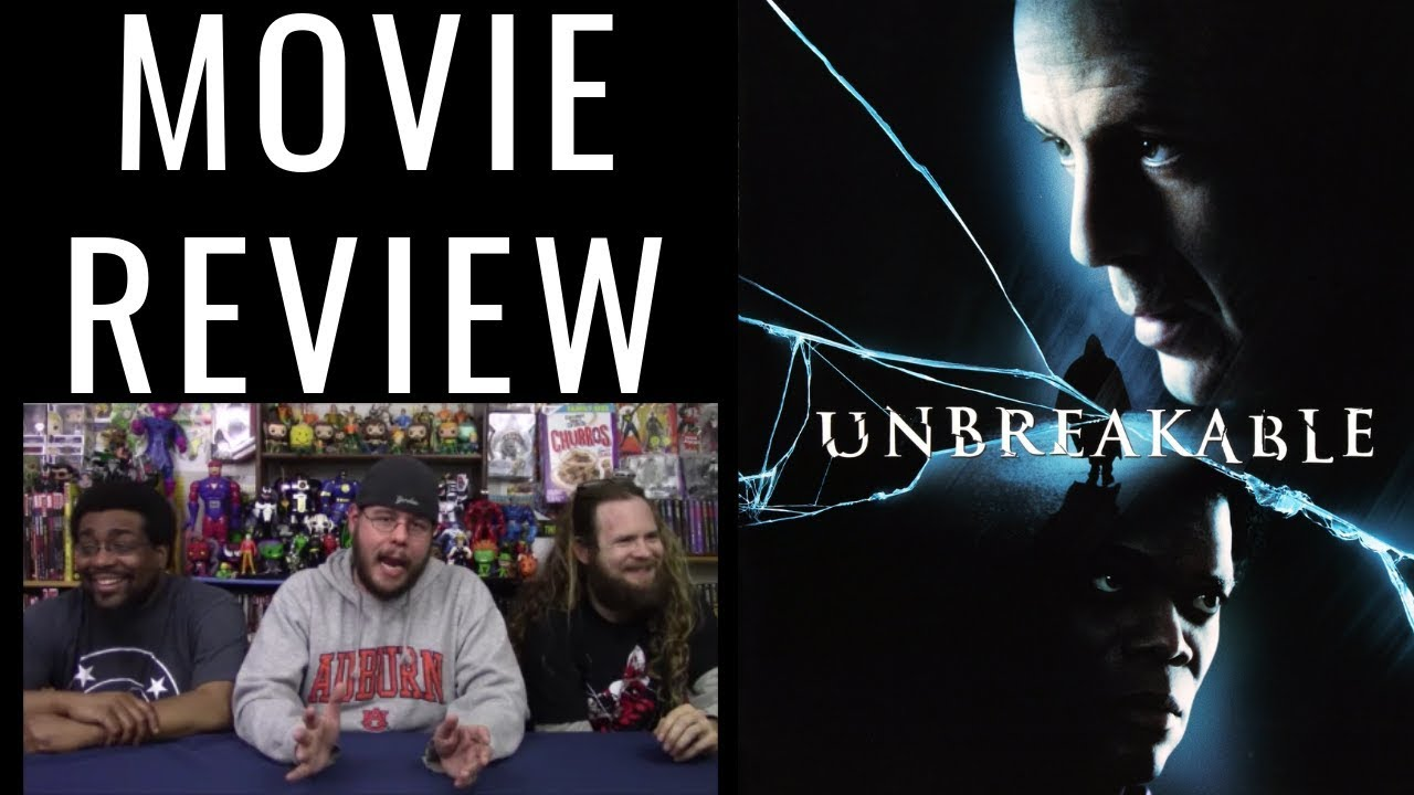 unbreakable movie review