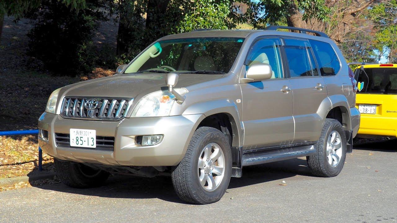 Kelebihan Toyota Prado 2005 Tangguh