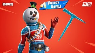 "Fortnite Season 7 Grind + New ""Slushy Soldier"" Set! (Good Fortnite Player)"