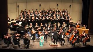 Faure Requiem: Libera Me - W&M Symphony Orchestra and Choir - April 2013