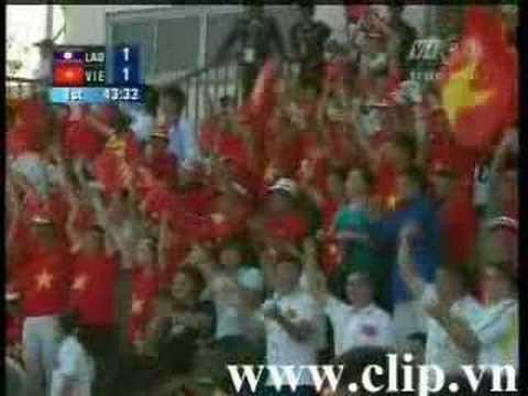 Vietnam - Laos: Bàn thắng tuyệt đẹp 2-1