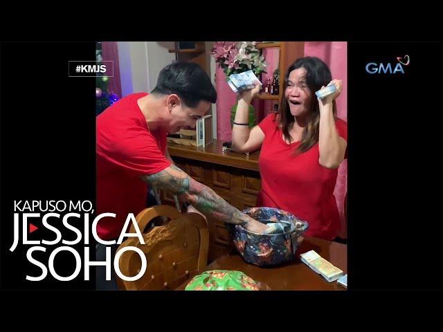 Kapuso Mo, Jessica Soho: Aginaldo Kong Jackpot