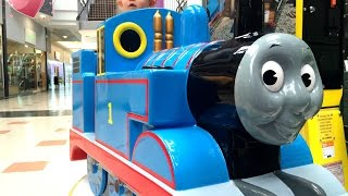 THOMAS TRAIN / THOMAS AND FRIENDS / THOMAS TRAIN RIDE / THOMAS Y SUS AMIGOS /