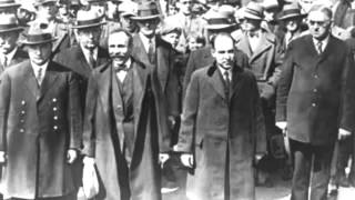 The Red Scare & Sacco and Vanzetti