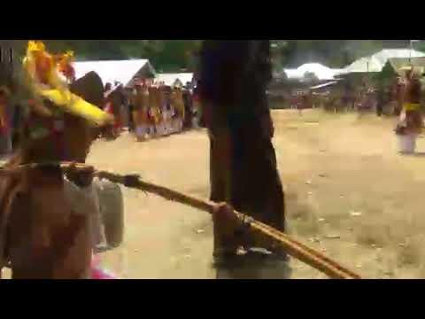 TARIAN CACI DI TEBER MANGGARAI NTT,