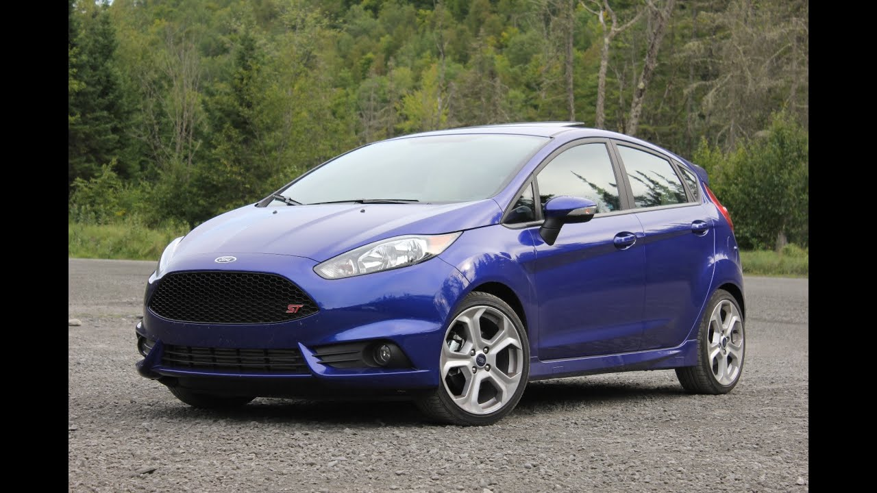 2014 ford fiesta st 1 month review youtube. Black Bedroom Furniture Sets. Home Design Ideas