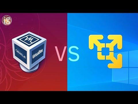 VirtualBox vs VMware Player - In-Depth Comparison on Ubuntu 18.04