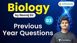 9:30 AM - Railway General Science l GS Biology by Neeraj Jangid | Previous Year Questions