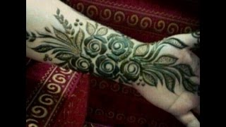 Shaded Flowers Made Easy Mehndi Henna For Eid Ramadan Teej New