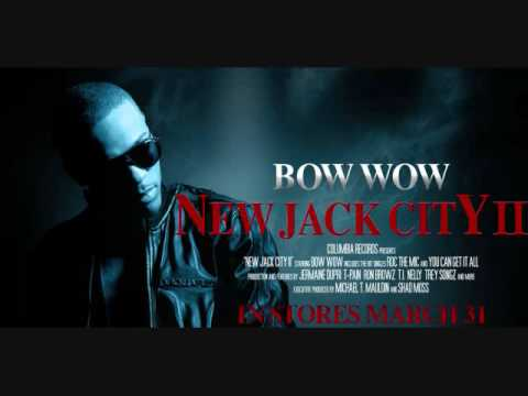 Bow Wow Feat Trey Songz - i Aint playing (New 09)