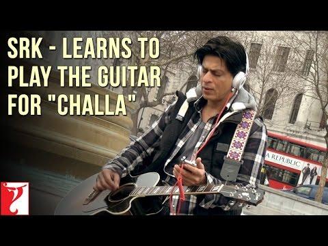 Guitar lessons for Challa | Jab Tak Hai Jaan | Shah Rukh Khan