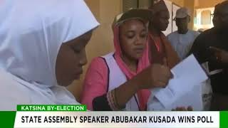 Katsina By Election | State assembly speaker Abubakar Kusada wins poll