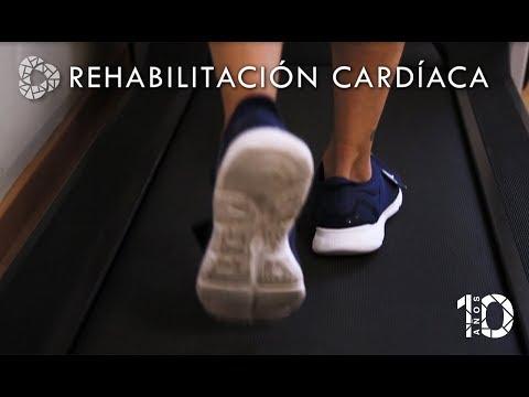 Ver en youtube el video Rehabilitación cardíaca