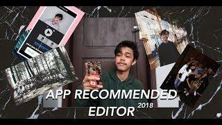 Aplikasi Edit Paling  Recommended 2018 thumbnail