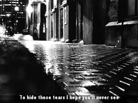 Crying In The Rain (with lyrics)