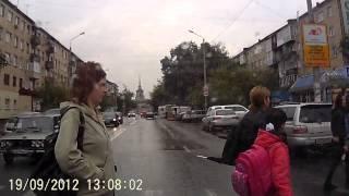 Зомби на ул. Красноярска в наше время