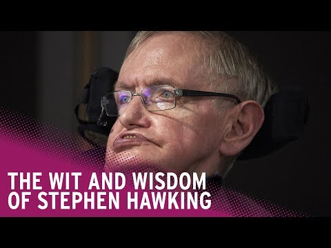 Stephen Hawking's most profound quotes