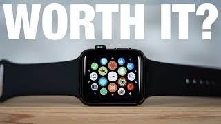WORTH IT in 2020? APPLE WATCH Series 3 UNBOXING