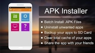 install apks on android