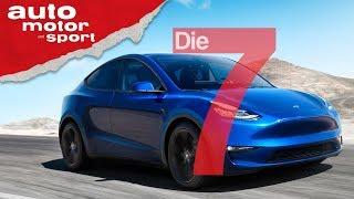 Tesla Model Y: 7 Fakten, die Tesla-Fanboys & Hater wissen sollten | auto motor und sport