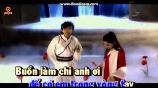 Khuc Biet Ly Karaoke(thieu giong nu~)