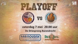 Promo Final Four Binnenland vs CobraNova