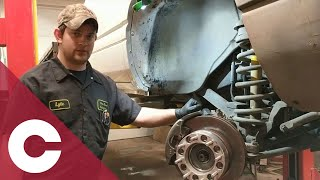 Replacing Brake Calipers by Fox River Automotive