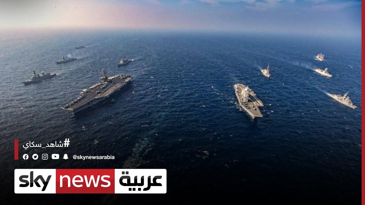 ct توقعات بضربة عسكرية ضد طهران لحماية الملاحة الدولية | #مراسلو_سكاي