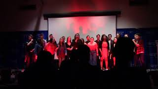 Hell No: Redline A Cappella Invitational 2018