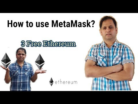 How To Use MetaMask Wallet|3 Free Ethereum At Rinkeby Authenticated Faucet| தமிழ் |Tamilidea