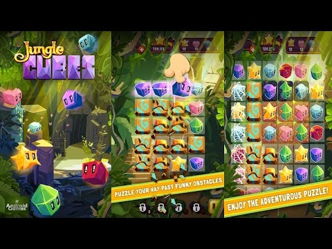 Jungle Cubes Preview HD 720p