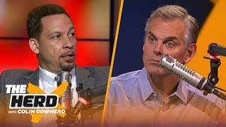 Download Houston Rockets trading CP3 for Russell Westbrook is a 'Hail Mary' — Broussard | NBA | THE HERD Mp3 and Videos